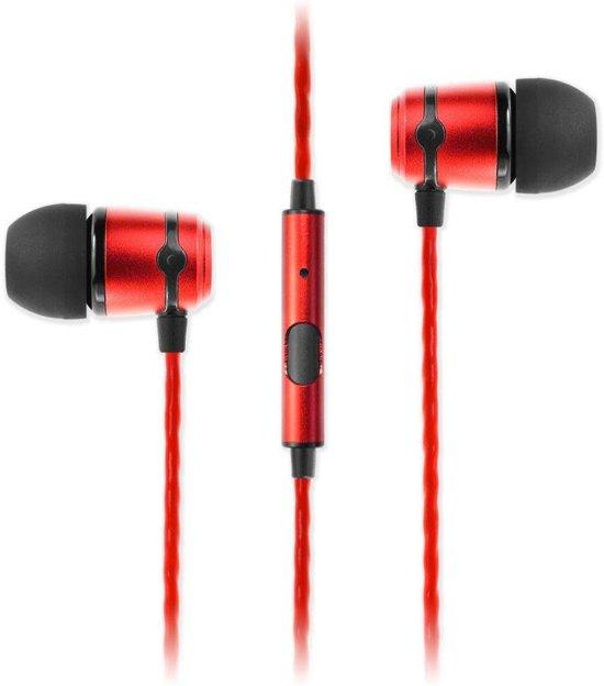 Soundmagic E50C Rood