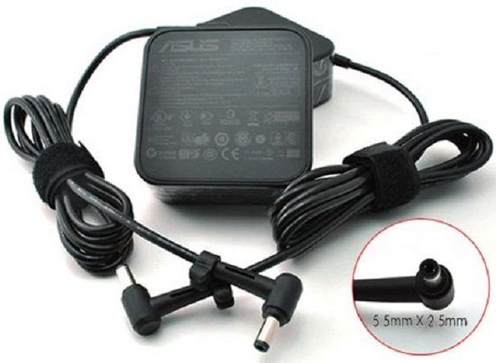 Asus Lenovo Toshiba Acer Medion 90w 4.74a 19v adapter oplader voeding 5.5mm x 2.5mm pin FUJITSU MSI PACKARD BELL WORTMANN