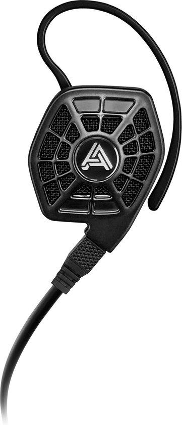 Audeze iSine10 Headset oorhaak, In-ear Zwart