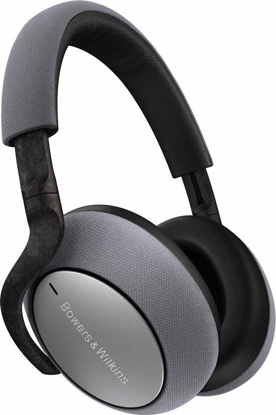 Bowers & Wilkins PX7 - Beste Draadloze Koptelefoon met Noise Cancelling en Bluetooth - Silver