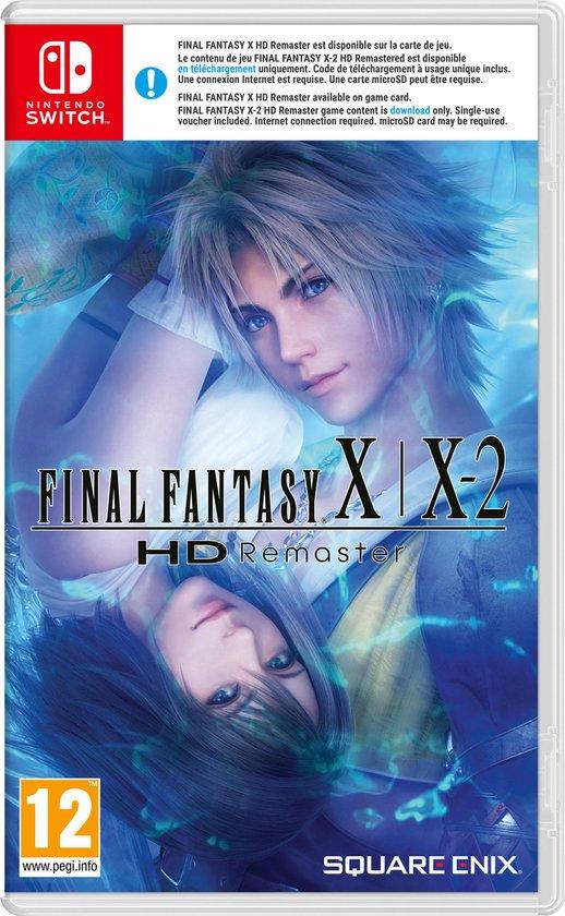Final Fantasy X & X2 HD Remaster - Nintendo Switch