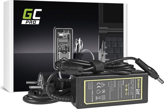 PRO Oplader / AC Adapter voor Toshiba Satellite C650 C660D L750 Asus X550C X550V R510 Lenovo G530 19V 3.42A