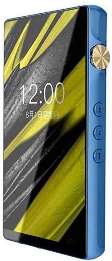 iBasso DX160 HiRes Digital Audioplayer (MP3), blauw