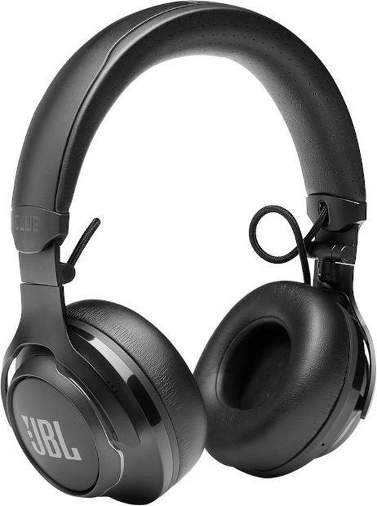 JBL CLUB 700BT - Draadloze on-ear koptelefoon - Zwart