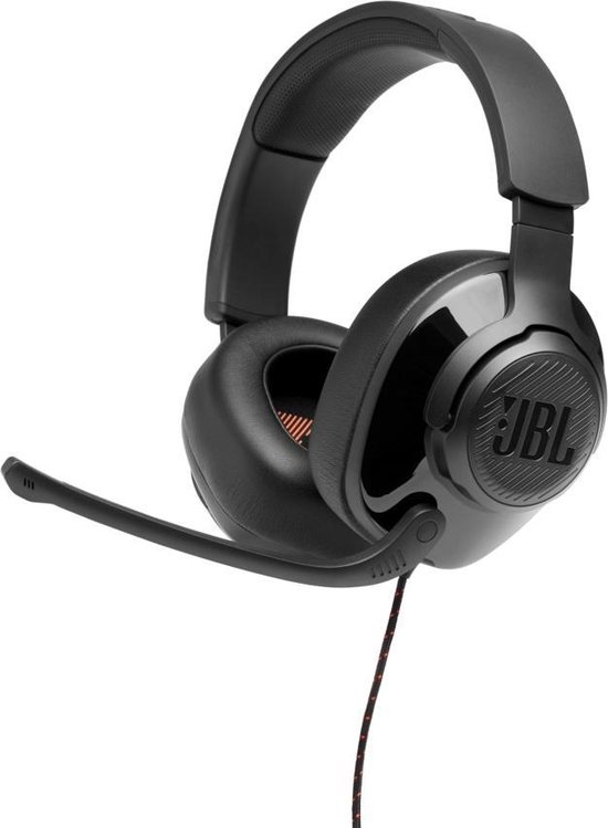 JBL Quantum 200 - Gaming Headset - Over Ear / Zwart - PC & Xbox