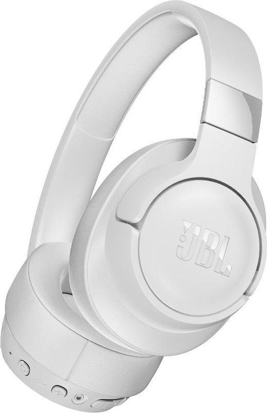 JBL Tune 750BT - Over-ear koptelefoon met Noise Cancelling - Wit