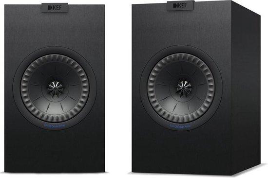 KEF Q150 Zwart luidspreker (per paar)