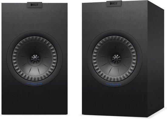KEF Q350 Zwart luidspreker (per paar)