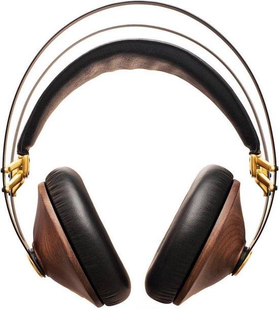 Meze 99 Classics - Over Ear Koptelefoon - Walnoot/Goud