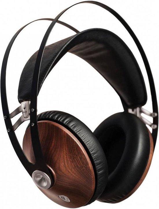 Meze 99 Classics - Over Ear Koptelefoon - Walnoot/ Zilver