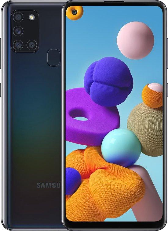 Samsung Galaxy A21s - 64GB - Zwart