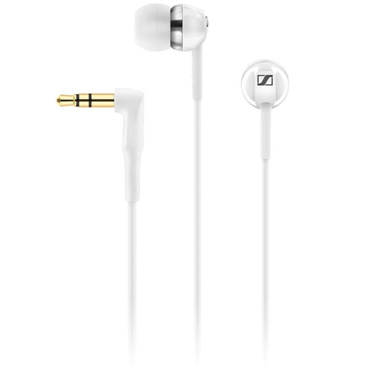 Sennheiser CX 100 - In-ear oordopjes - Wit