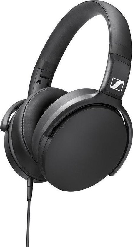 Sennheiser HD 400s - Over-ear koptelefoon - Zwart