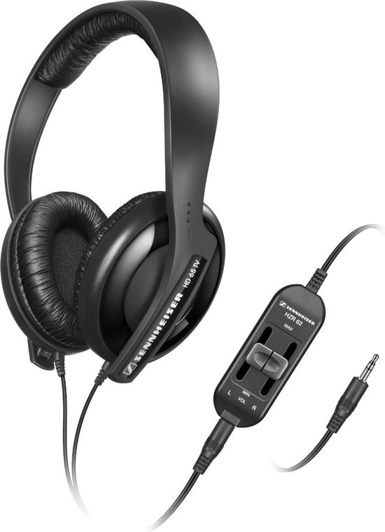 Sennheiser HD 65 TV - Over-ear koptelefoon - Zwart