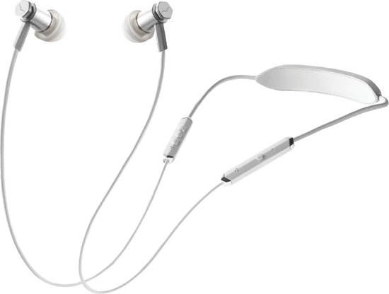 V-MODA Forza Metallo BT In-Ear White