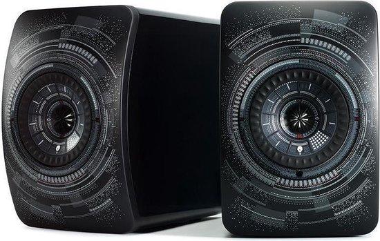 KEF LS50 Wireless Marcel Wanders editie actieve luidspreker, per paar