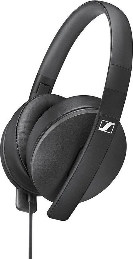 Sennheiser HD 300 - Over-ear koptelefoon - Zwart