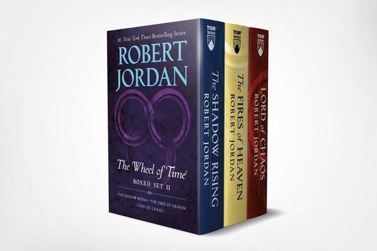 Wheel of Time Box Set Books 4-6
