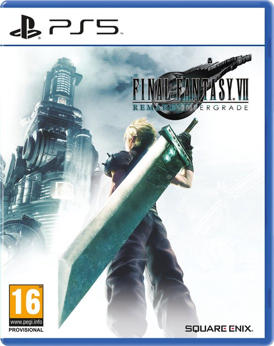 Final Fantasy VII Remake Intergrade - PS5