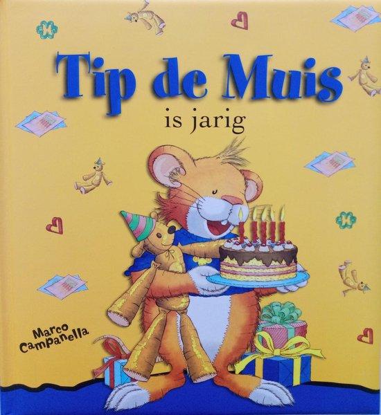Tip de muis viert zijn verjaardag
