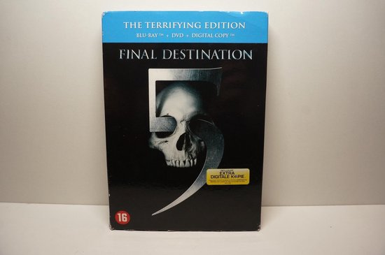 Final Destination 5 (Blu-ray & Dvd)
