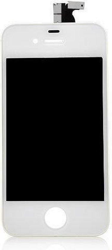 iPhone 4 LCD display / Digitizer / Touchscreen vervangen Wit