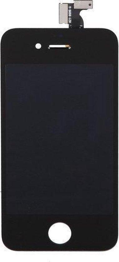 iPhone 4 LCD display / Digitizer / Touchscreen vervangen Zwart