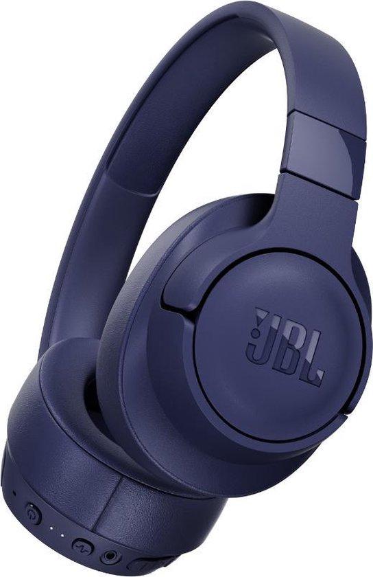 JBL Tune 750BT - Over-ear koptelefoon met Noise Cancelling - Blauw