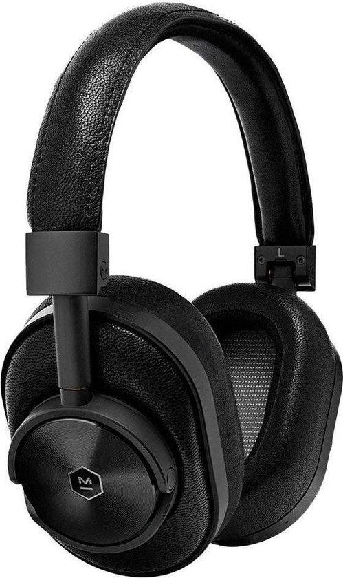 Master & Dynamic MW60 - Draadloze Koptelefoon - Over Ear - Zwart