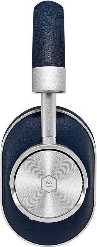 Master & Dynamic MW60 - Wireless Koptelefoon - Over Ear - Blauw