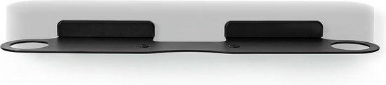 Nedis Soundbar-Beugel | Sonos® Beam™ - Muurbeugel - Max. 5 kg | Zwart