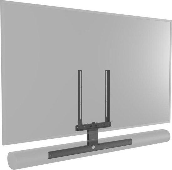 Cavus CFSARCB VESA Frame geschikt voor Sonos Arc Soundbar Zwart - Monteer de Arc aan een tv muurbeugel