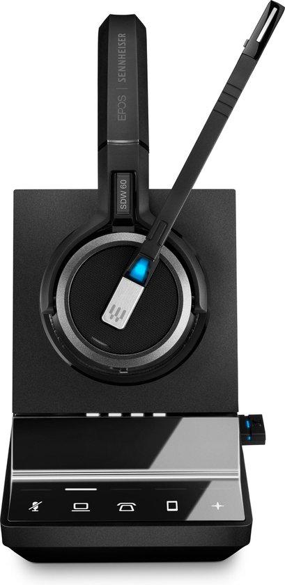 EPOS | Sennheiser IMPACT SDW 5066 - EU Headset Hoofdband - Zwart
