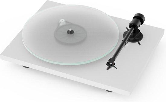 pro-ject T1 Phono SB zijdeglans wit platenspeler