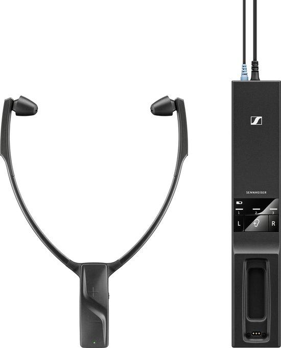 Sennheiser RS 5000 - In-ear TV oordopjes - Zwart