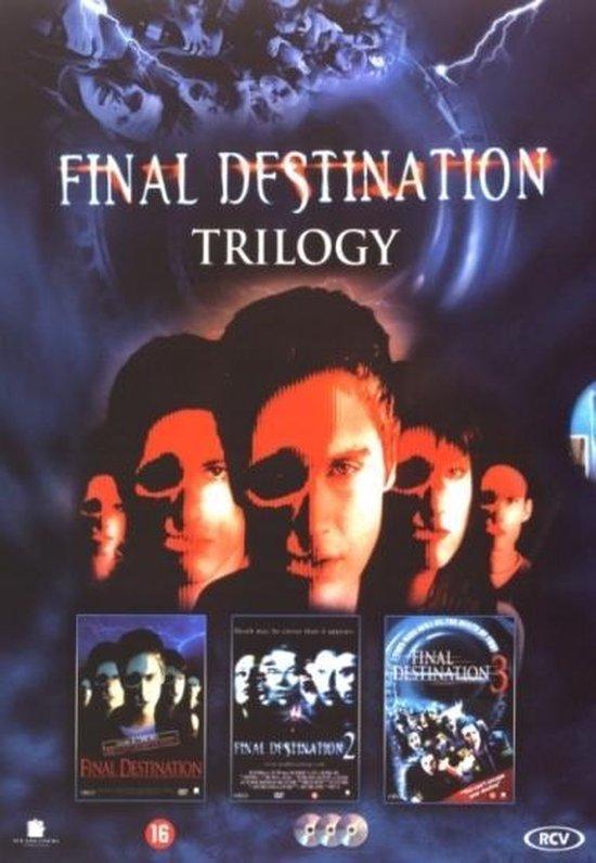 Final Destination 1 - 3 (3DVD)