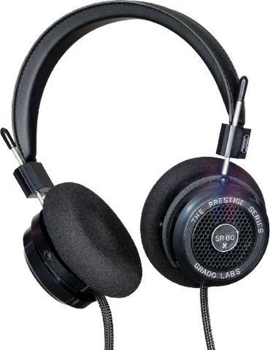 Grado SR80x - Hifi Koptelefoon bedraad (2021)