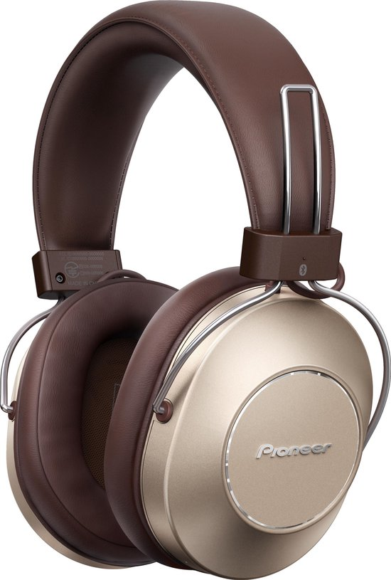 Pioneer SE-MS9BN Bluetooth ANC Over-Ear Gold