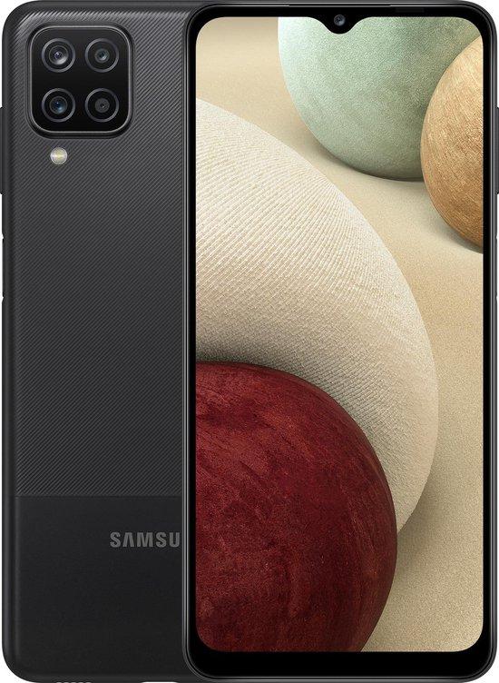 Samsung Galaxy A12 - 128GB - Zwart