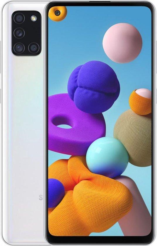 Samsung Galaxy A21s - 128GB - Wit