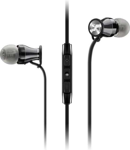 Sennheiser MOMENTUM 2 In-Ear iPhone - Chrome