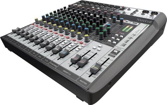 Soundcraft Signature 12MTK Analog Mixer