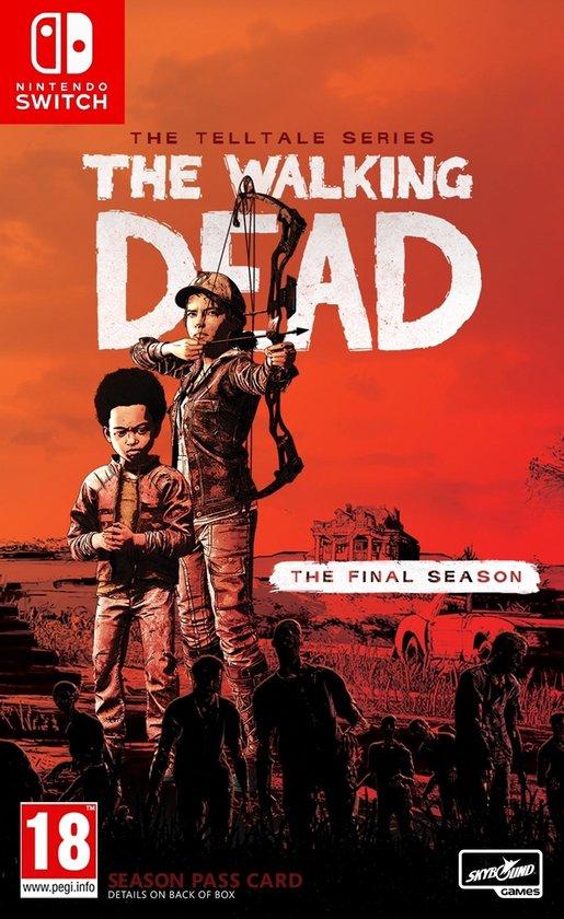 Telltale's The Walking Dead: The Final Season - Switch