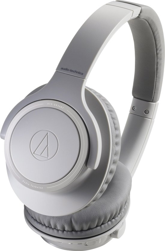 Audio-Technica ATH-SR30BT Grijs - Over-ear koptelefoon