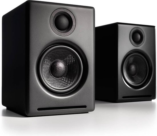 Audioengine A2+ Wireless - Zwart