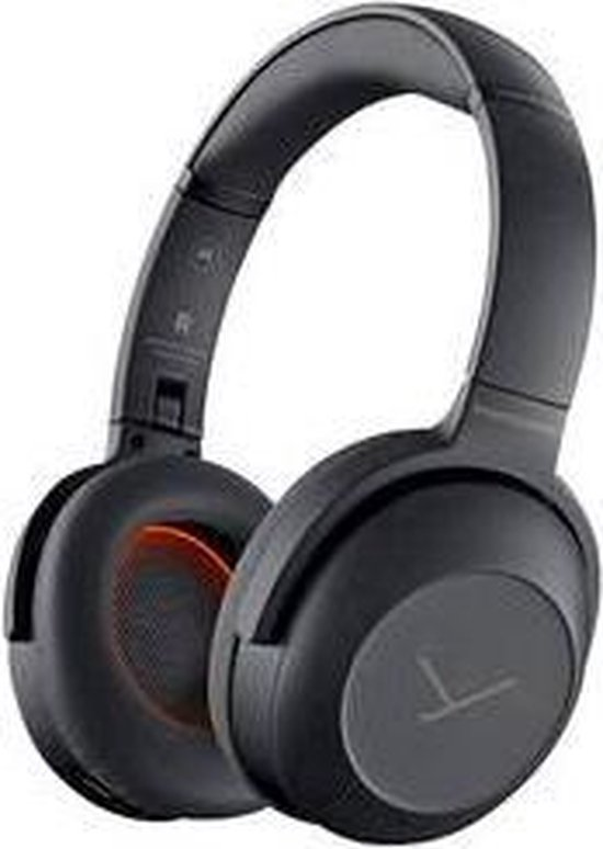beyerdynamic Lagoon ANC Bluetooth HiFi Over Ear koptelefoon Blauw, Zwart