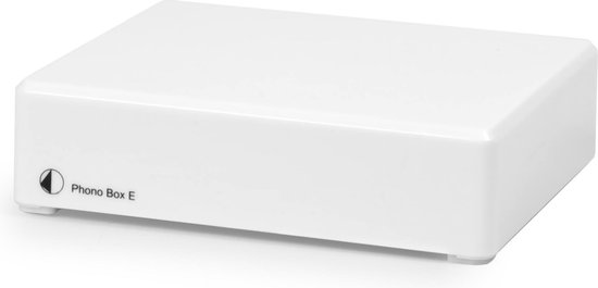 Box-Design PhonoBox E Pre-Amp White