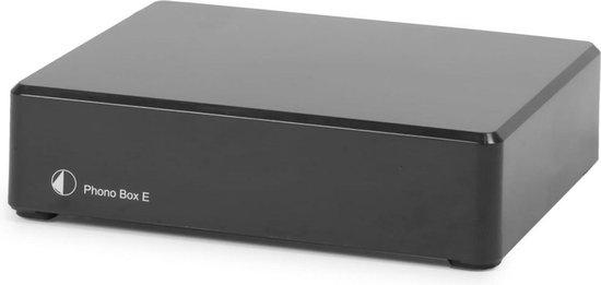 Box-Design PhonoBox E Voorversterker - Zwart