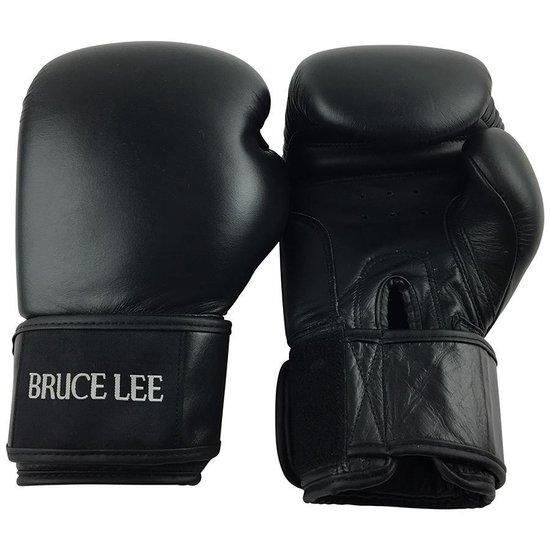 Bruce Lee Signature Bokshandschoenen PRO - Leer - 10oz
