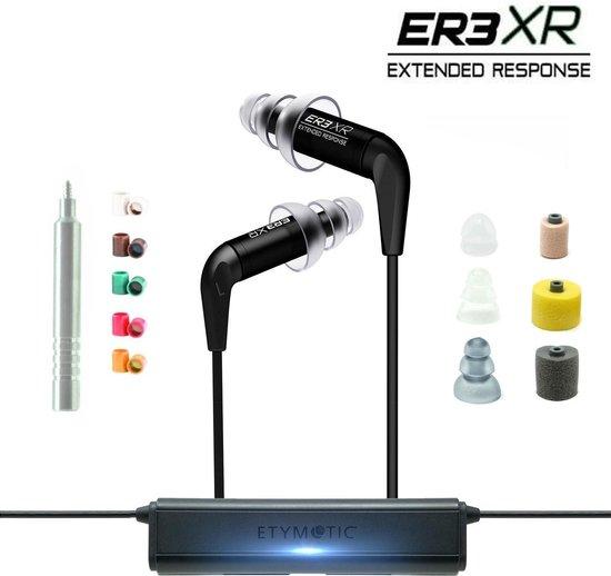 Etymotic ER3XR-BT Max Kit - in-ear headphones, noise cancelling, universele tip-kit